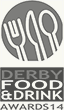 Derby Food and Drinks Awards logo